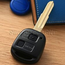 Remote Key Shell Case for TOYOTA Prado Tarago Camry Corolla Rav 4 Avensis Echo