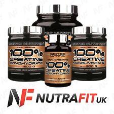 SCITEC Nutrition 100% de polvo Puro Monohidrato De Creatina