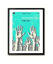 Talk Talk Ascension Day Art Print