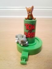 Rare Vintage 2000 Kentucky Fried Chicken, KFC - Tom & Jerry Spinning Toy
