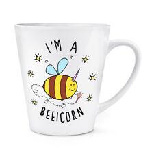 I'm A Beeicorn 341ml Latte Tasse - Abeille Licorne Bourdonnement Drôle Magique