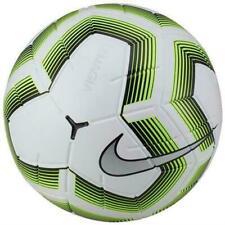 Nike Team Magia II Soccer Ball - White/Black/Volt, Size 5