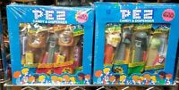 Vintage Pez Candy & Dispenser Star Wars Collectors Set New In Box 12 Count