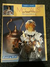 McCalls Fabric Craft Spoon Fancies pattern book #14019