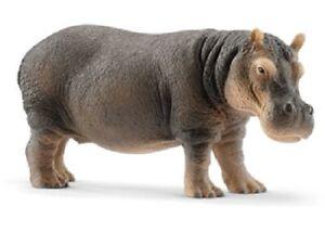 Schleich Wildlife Model - 14814 Hippopotamus