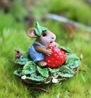Wee Forest Folk Miniature Figurine M-638 - Pint Sized Picker
