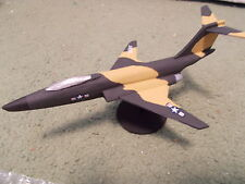 Built 1/144: American McDONNELL RF-101C VOODOO Fighter Aircraft USAF