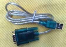 CAVO USB SERIALE ADATTATORE RS232 USB NUOVO V2.0