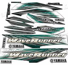 1999 Yamaha xl760 wave runner decals stickers Waverunner 760 xxl graphics kit