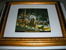 "C.T. Russell Photo-Drama of Creation Photo ""Kingly Priest"" Watchtower IBSA"
