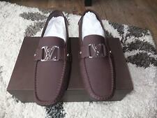 Louis Vuitton Monte Carlo Mokassin Schuhe Shoes Loafers