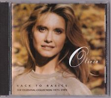 Back to Basics Essential Collection 1971- 1992 by Olivia Newton-John CD