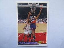 KEVIN JOHNSON PHOENIX SUNS UPPER DECK 418 NBA BASKETBALL CARD 1992 93 EXCELLENT