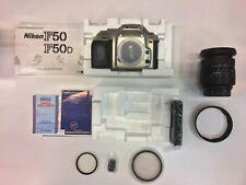 Nikon F50 + Sigma 28-200