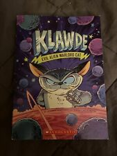 Klawde Evil Alien Warlord Cat by Johnny Mar