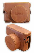 Panasonic Leather Case Only For DMC-LX100 Brown Camera Case ige