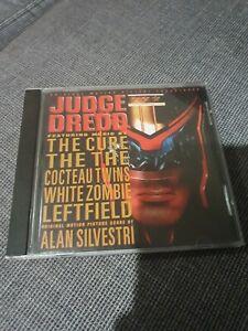Judge Dredd Original Motion Soundtrack