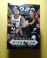 2020-21 NBA Panini Prizm Draft Picks Basketball Sealed BLASTER BOX sealed