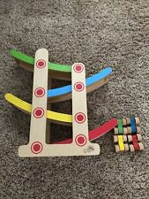 Grow & Play Wooden Cars And Ramp