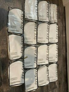 LOT OF 15 MARY KAY INTO THE GARDEN COLLECTION BAGS (ALL NEW IN PLASTIC)