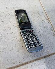 Panasonic KX-TU327 Großtasten-Seniorenhandy Klapphandy / Foldphone