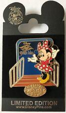 Disney DCL June 2004 Artist Choice Minnie Mouse Pin LE 750