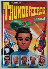 THE OFFICIAL THUNDERBIRDS ANNUAL / GERRY ANDERSON / ITC ENTERTAINMENT / 1992