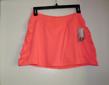 Layer 8 Performance Tennis Golf  Size M Stretch  Pink  Skort Skirt New