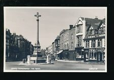 Gloucestershire Glos TEWKESBURY The Cross Judges' Proof Card c1950/60s? RP PPC