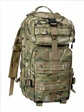 2940 Multi-Camouflage Military Style Medium Transport MOLLE Assault Backpack