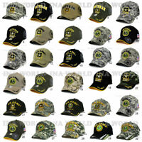 U.S. ARMY Hat ARMY STRONG Military Official Licensed Adjustable Baseball Cap