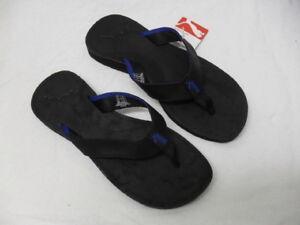 Noir PUMA Tongs, Sandales, Chaussures de Bain, Tongs Drifter Taille 41 - 46