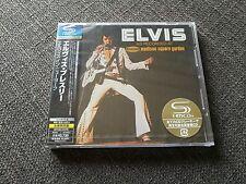 Elvis Presley - Recorded at Madison Square Garden SHM-Cd Sigillato Japan w/Obi
