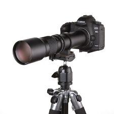 500mm F/8 Super Telephoto Lens fr Pentax K PK K3 K5 K7 IIs KS2 K20D K200D Camera