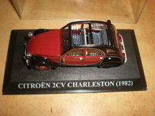Altaya 1/43  Citroen 2CV Charleston  1982        MIB  (10-038)