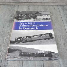 Bahn im Bild 23 - Zahnraadbahnen in Österreich - #A47