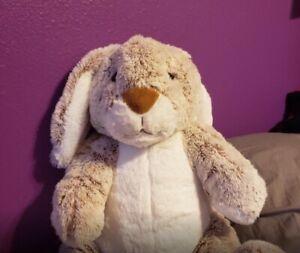 Melissa & Doug Stuffed Plush Jumbo Burrow Bunny