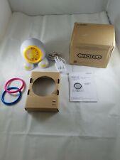 New! ONAROO Teach Me Time! Child Talking Alarm Clock & Night Light Programmable