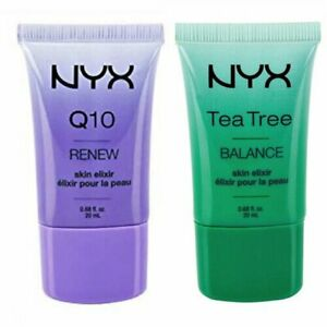 NYX Skin Elixir Skin Serum And Primer - SE - Choose Your Serum - New Sealed