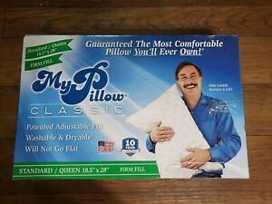MyPillow Classic Queen Firm Fill My Pillow
