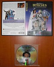 Bitelchus (Beettlejuice) [DVD] Tim Burton, Michael Keaton, Winona Ryder