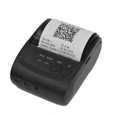 58mm Bluetooth Wireless Receipt POS Thermal Printer For ISO&Android&Windows