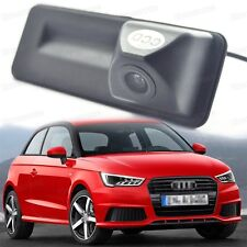 Car Trunk Handle + Rearview Camera Reverse Parking for Audi A1 2011-2016