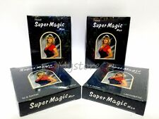4 X Super Magic Man Tissue Prevent Premature Ejaculation Perform Last longer Sex
