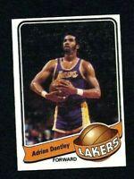 NMT 1979 Topps Basketball #54 Adrian Dantley HOF