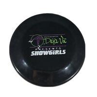 Strip Gentleman's Deja Vu Showgirls Club Vintage Promotional Swag Frisbee RARE
