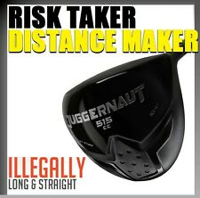 ANTI-SLICE USGA BANNED ILLEGAL DRAW OFFSET XTRA DISTANCE REGULAR DRIVER 10.5