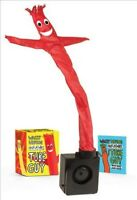 Wacky Waving Inflatable Tube Guy, Toy by Running Press (COR), Brand New, Free...