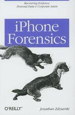 iPhone Forensics: Recovering Evidence, Personal Data, and Corporate-ExLibrary