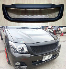 FRONT GRILL GRILLE BLACK NET ABS FOR TOYOTA HILUX VIGO KUN CHAMP MK7 12 13 14